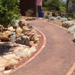 Landscaping With Decomposed Granite Portland Rock And Landscape Supply