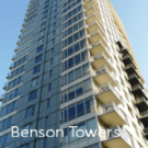Benson Towers Portland Condos