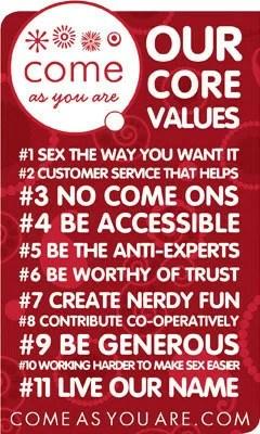 core values photo