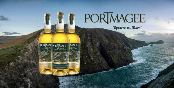Portmagee 9 Irish Whiskey Review and Tasting Notes by Stuart McNamara Irish Whiskey Blogger