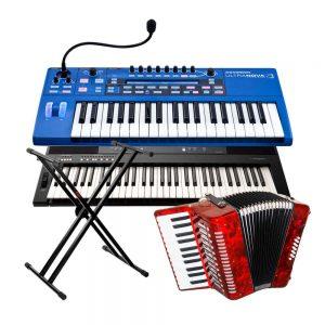 Instrumentos Musicales de Teclas