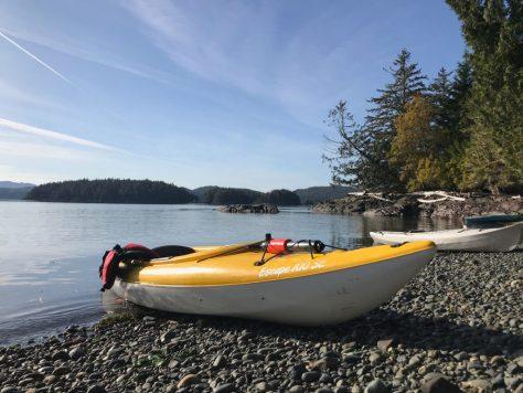 Vancouver Island Kayak Transport
