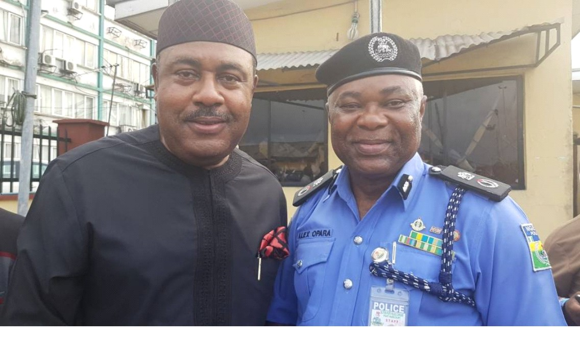 ANLCA PRES AND POLICE