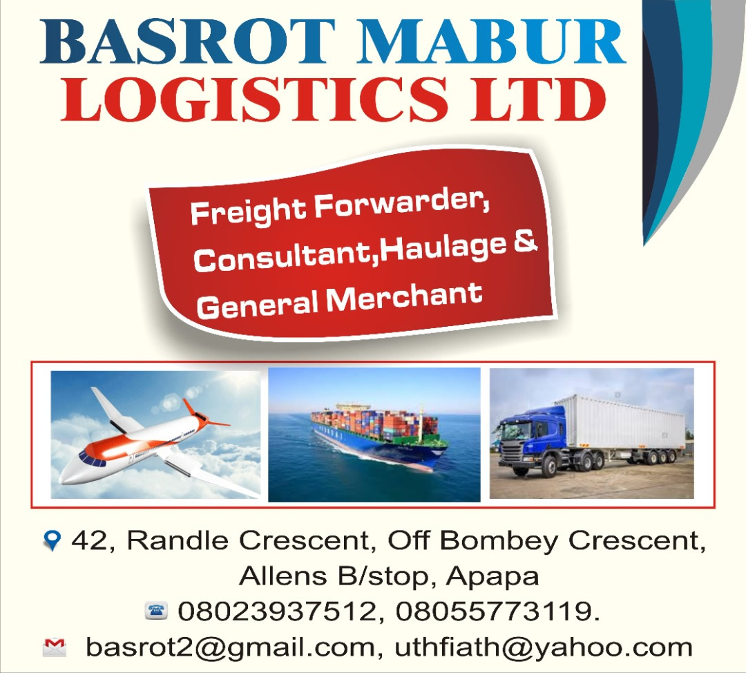 BASROT MABUR LOGISTICS LTD