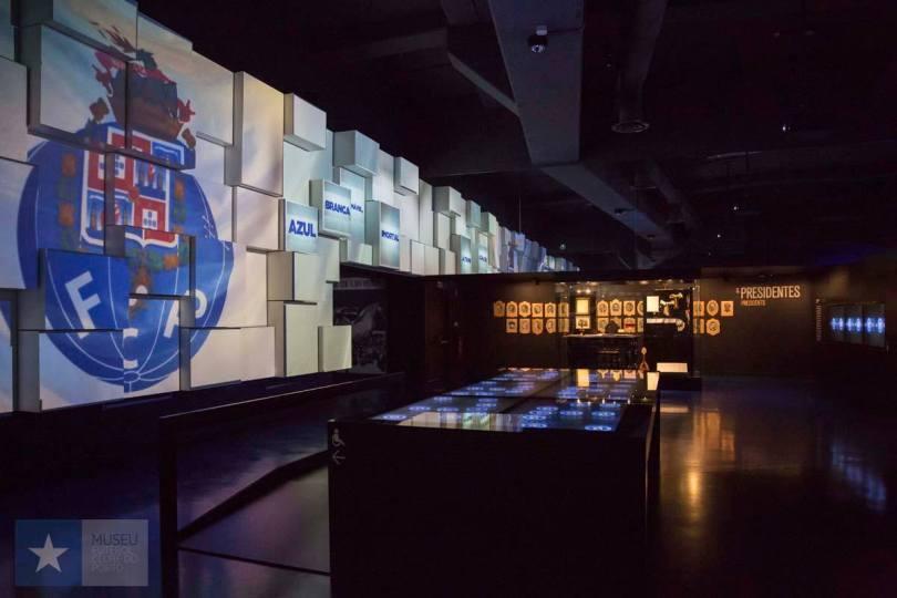 Musee du FC Porto - Grande Salle