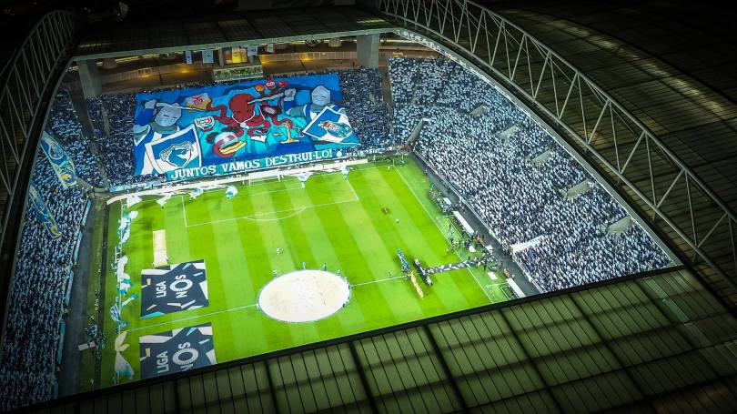 Stade du FC Porto - Estadio do Dragao - Soir de Match