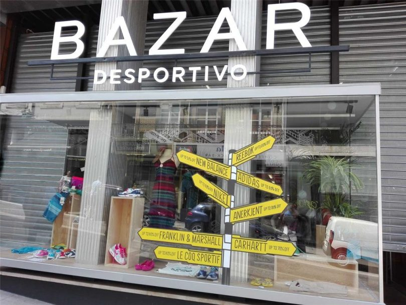 Boutique Outlet Bazar Desportivo - Magasin de sport - Porto