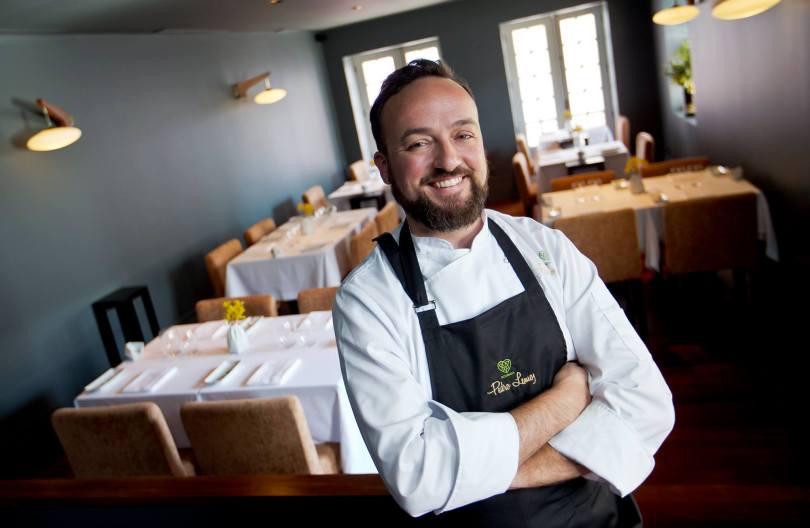 Pedro Lemos - Chef du restaurant Pedro Lemos - 1 etoile Michelin - Porto