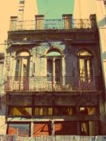 Vista da Rua do Andradas (Foto: Letícia Zat)