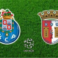 Link para ver o FC Porto - SC Braga em directo LiveStream [Liga Nos]