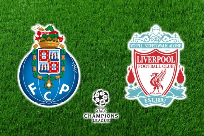 Link para ver o FC Porto-Liverpool em directo Livestream