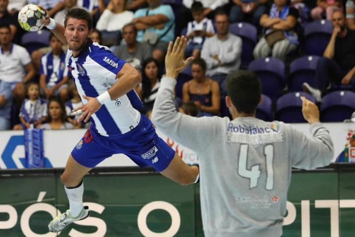 Resumo: FC Porto 41-21 Potasissa Turda [Taça EHF]
