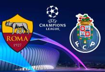 AS Roma-FC Porto