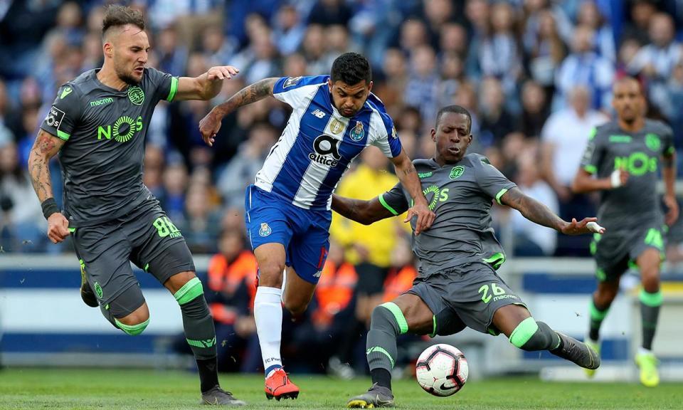 Resumo: FC Porto 2-1 Sporting [Liga Nos]