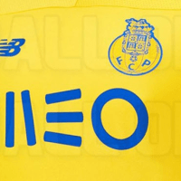 Os equipamentos alternativos do FC Porto para a época 19/20