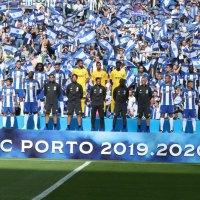 O 11 inicial do FC Porto contra o Casa Pia [Taça da Liga]
