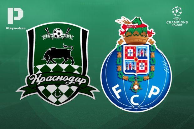 Krasnodar - FC Porto