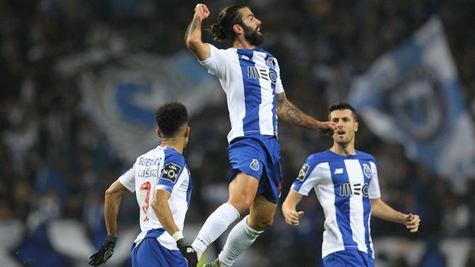Resumo: FC Porto 3-2 SL Benfica [Liga Nos]