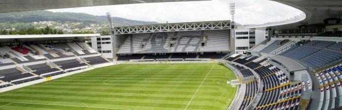 Estádio. D. Afonso Henriques
