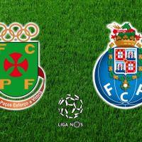 Link para ver o Paços Ferreira - FC Porto em directo Livestream