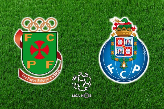 Paços Ferreira - FC Porto