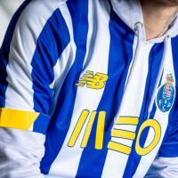Oficial: O novo equipamento principal do FC Porto para 2020/21