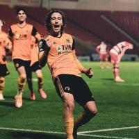 Fábio Silva bisa pelos sub-21 do Wolverhampton