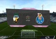 Farense-FC Porto