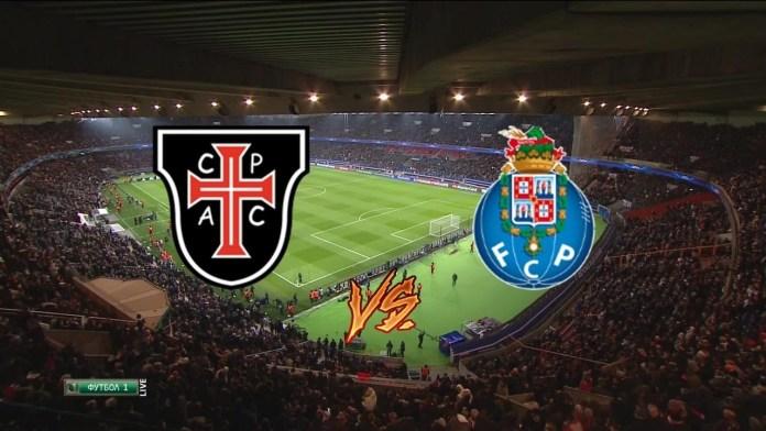 Link para ver o Casa Pia – FC Porto B em directo Livestream