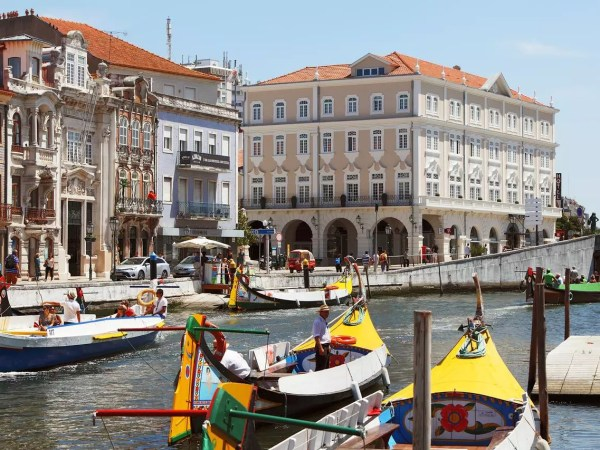 Aveiro le Venise Portugais
