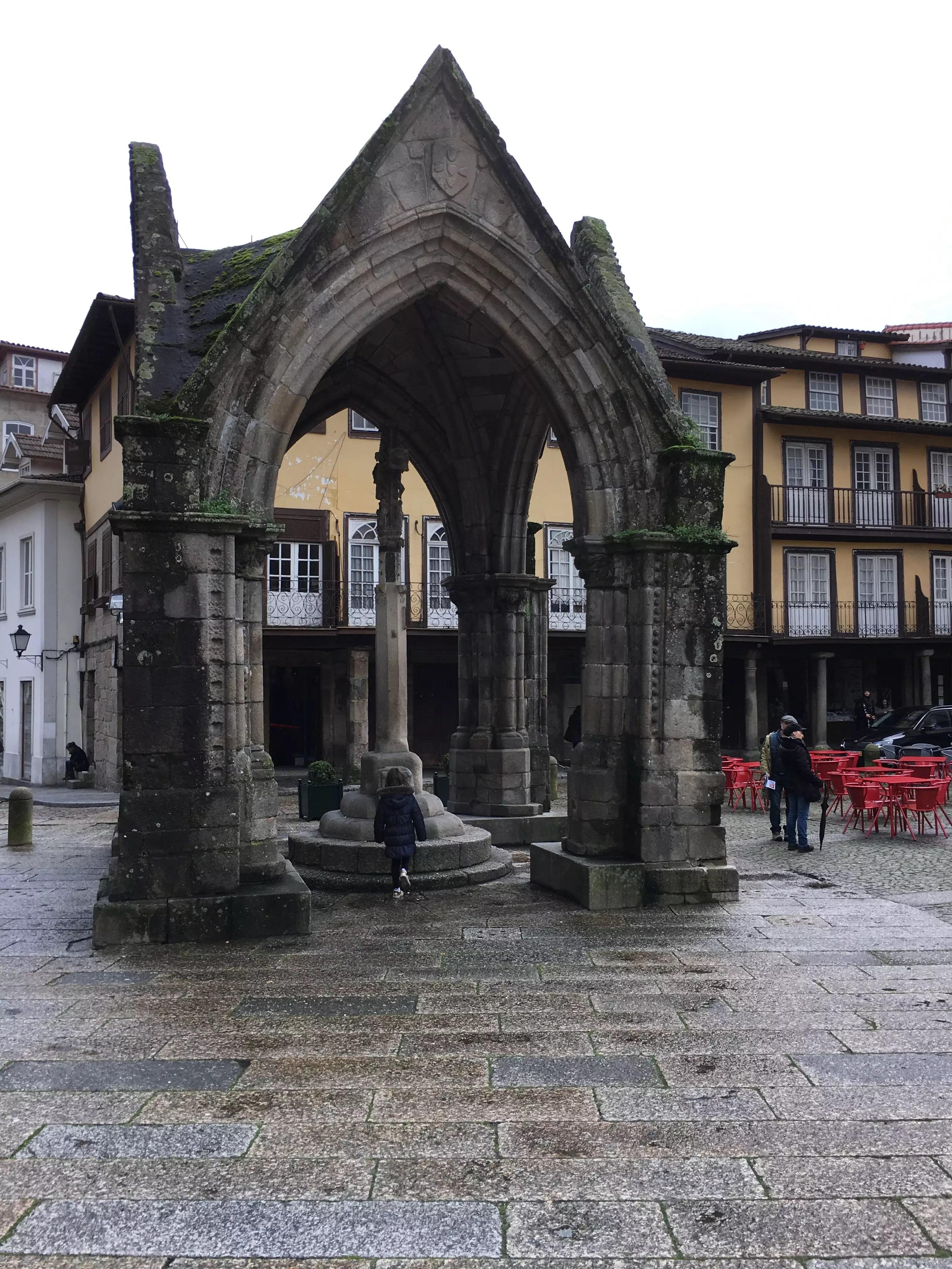 Guimarães le berceau du Portugal