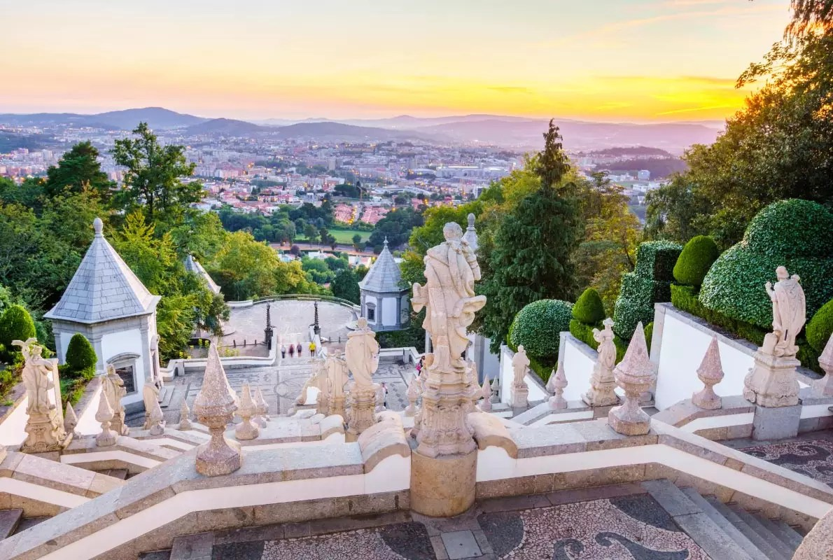 Braga deuxième meilleur destination