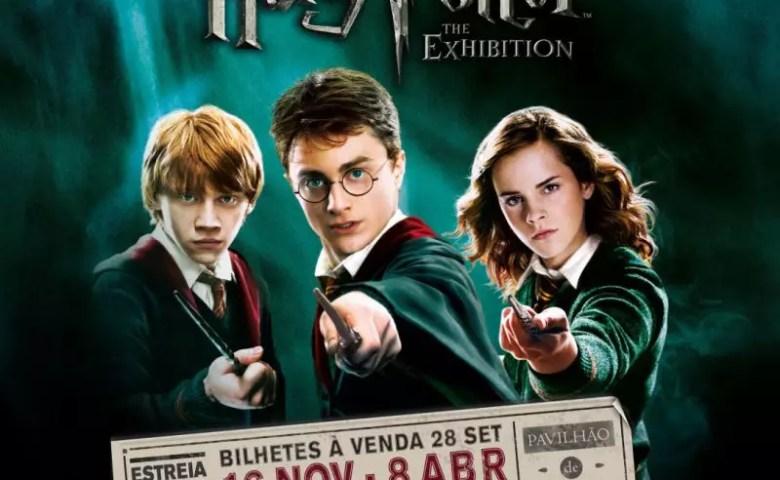 Lisbonne accueil la plus grande exposition Harry Potter 1
