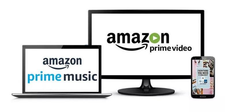 Bénéficiez de 30 jours d'essai gratuit à Amazon music et vidéo