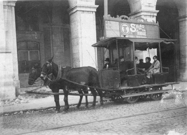 L'histoire des transports en commun à Porto