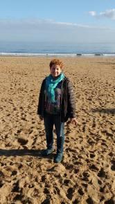 rebecca-mckinney-at-the-beach