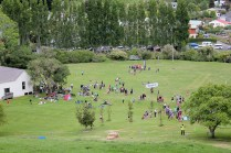 The course