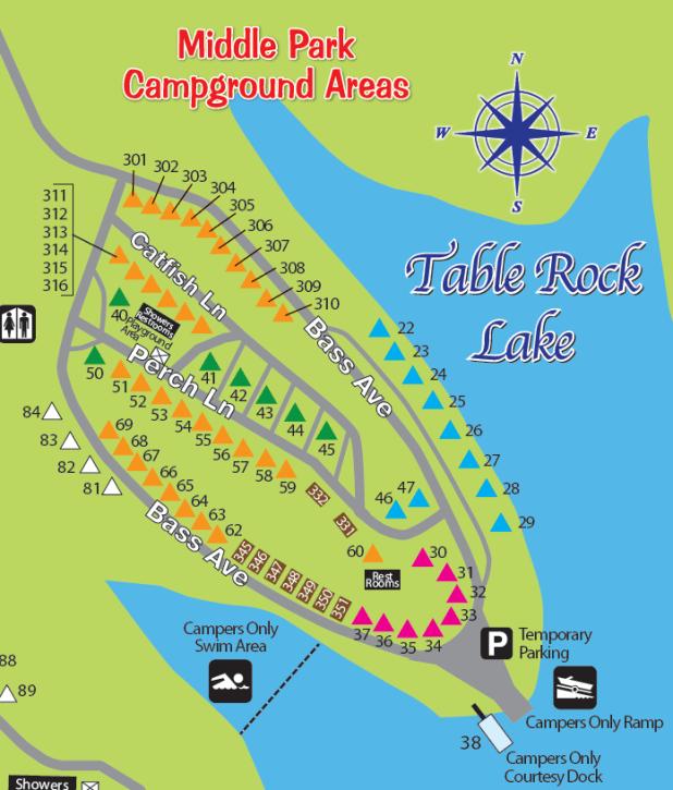 Rv Camping Table Rock Lake Mo Brokeasshome Com