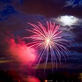 Planters Days Fireworks