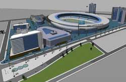 Estádio Olimpico pode ser remodelado