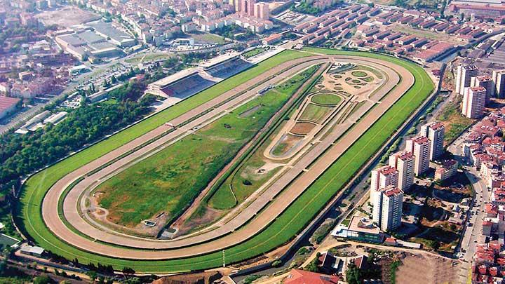 مسار سباق فيلي أفندي (Veliefendi Race Course) في باكيركوي