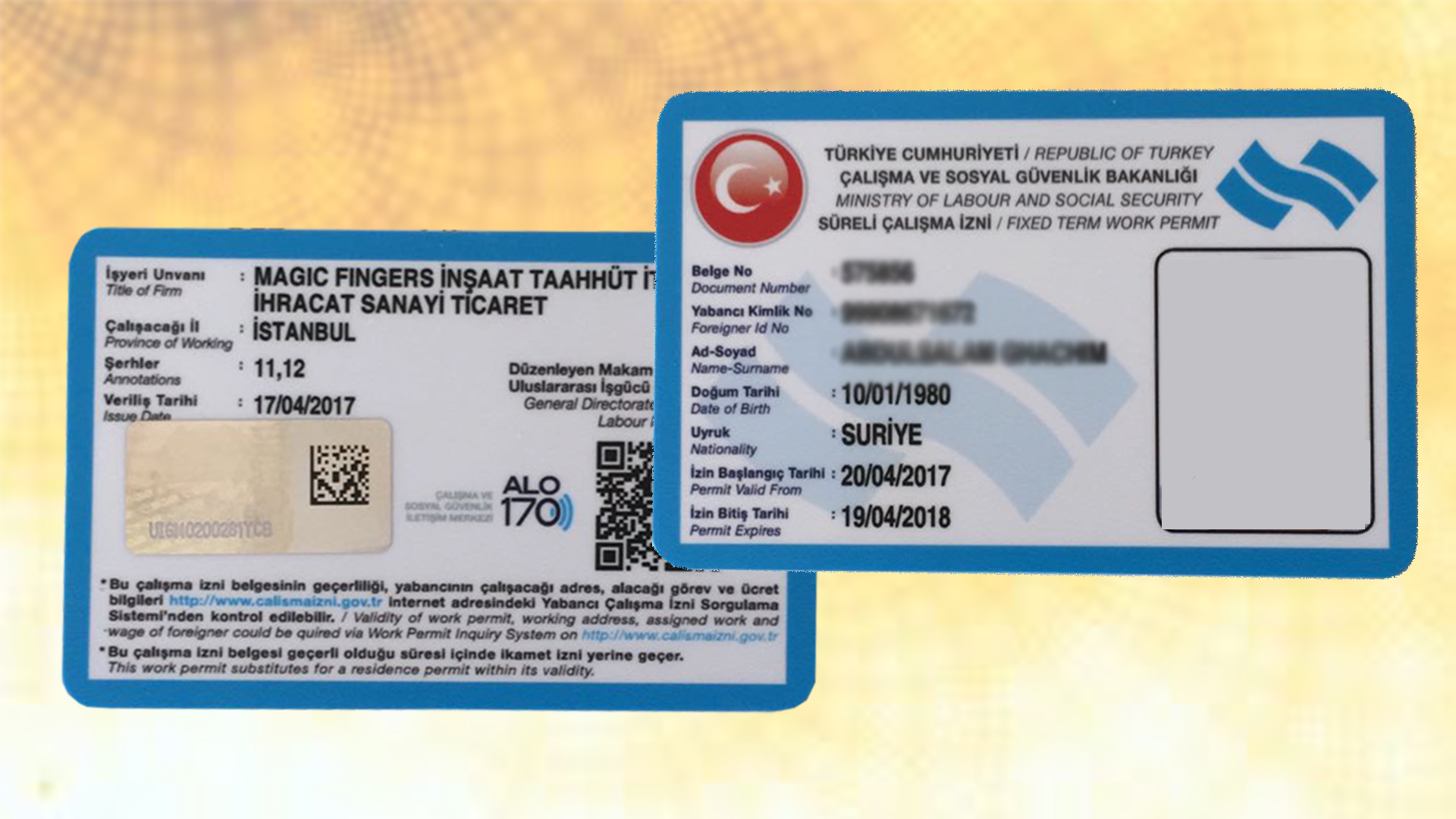 Image result for أقامة العمل في تركيا