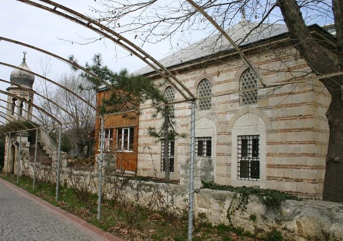 مسجد صقللي محمد باشا (Sokullu Mehmet Paşa Camii)