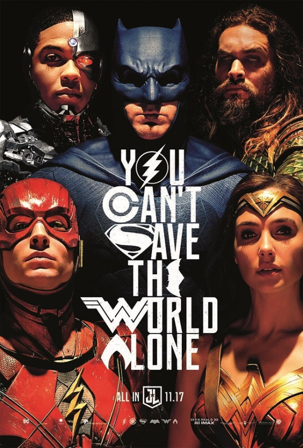 Superheroes+pose+with+confidence%2C+but+the+movie+unfortunately+falls+short+of+expectations.+