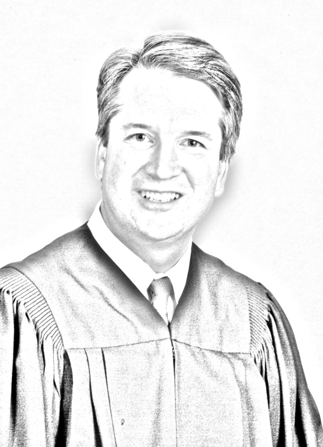 Brett+Kavanaugh%2C+the+newest+member+of+the+Supreme+Court%2C+was+voted+in+by+a+50-48+decision.+