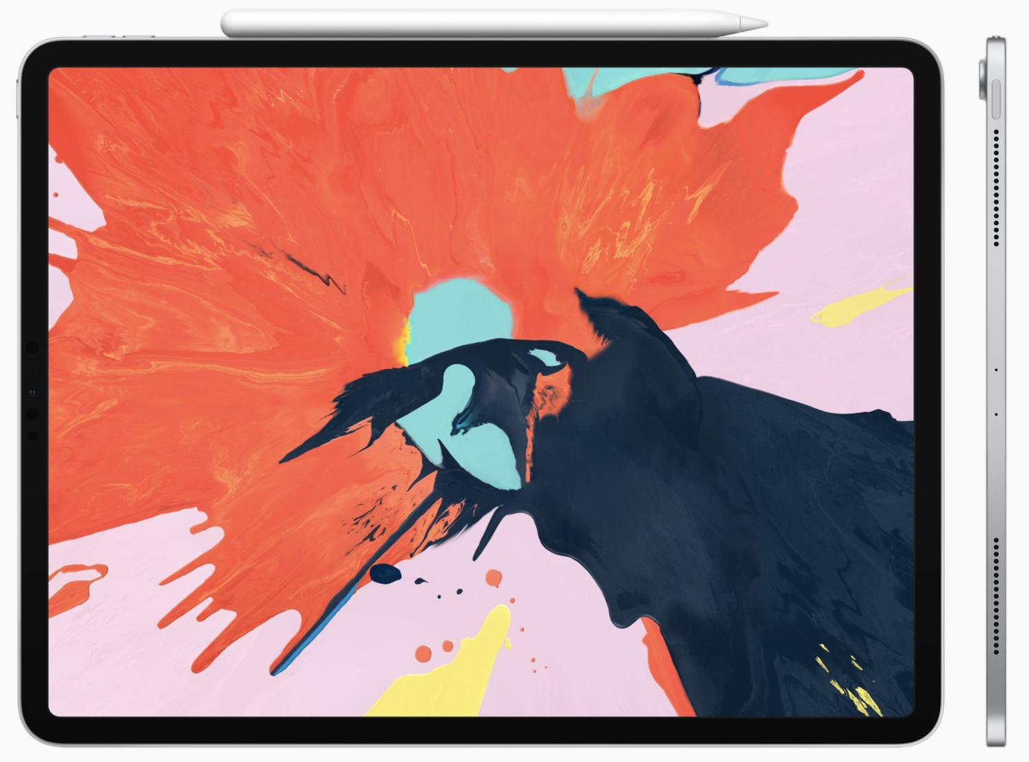 The new iPad Pro with Apple Pencil allows for it to be both a computer replacement and a more hand-held device.