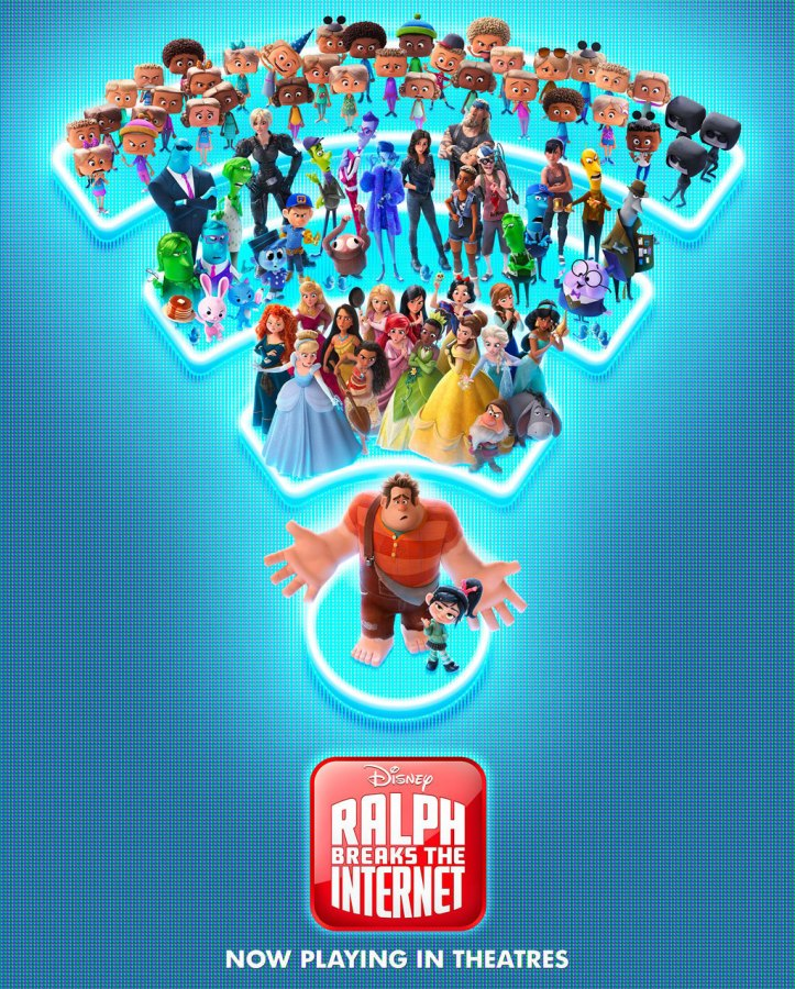 """Only one week after the movie debuted in theaters, """"Ralph Breaks the Internet"""" has a domestic gross of $143,334,185."""