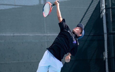 Boys' Tennis Slides Past Vaqueros for First League Win