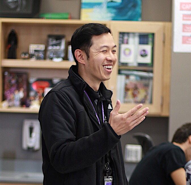 Tang+first+opened+up+about+his+interest+in+filmmaking+to+students+as+a+2019+Passion+Day+presenter%2C+explaining+his+process+for+learning+to+balance+his+multiple+hobbies+and+choosing+which+passion+to+pursue+in+the+future.+