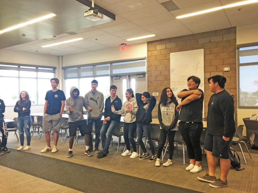By focusing on the thoughts and questions of the incoming freshmen class, Link Crew will prepare to welcome the class of 2023 to campus next year.